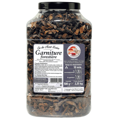 Garniture forestiere 500gr